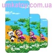 Продаем - Детское махровое полотенце Маша и Медведь - Панда в гостях 3