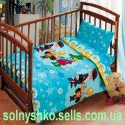 Продам детское постельное белье Веселый праздник Союзмультфильм ТМ Неп