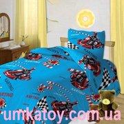 Продаем детское постельное белье Картинг ТМ Тотошка (подростковый)