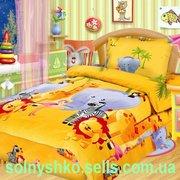 Продаем Детское постельное белье Джуманджи ТМ Непоседа