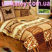 Предлагаем к продаже постельное белье двухспальное Тигровые бабочки ТМ