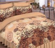 Купить постельное белье Киев,  Комплект двуспальный «Одуванчики»
