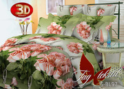 Заказать постельное белье недорого,  Полисатин PS-BL97